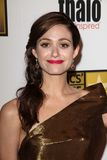 Emmy Rossum at the Second Annual Critics' Choice Television Awards, Beverly Hilton, Beverly Hills, CA 06-18-12 Stock Photo
