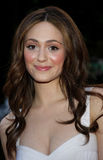 Emmy Rossum. 28/04/2008 - West Hollywood - Emmy Rossum arrives to the Launch of the Scarlet HD TV Series held at the Pacific Design Center in West Hollywood Royalty Free Stock Photography