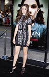 Emmy Rossum. WESTWOOD, CALIFORNIA - Tuesday July 21, 2009. Emmy Rossum at the Los Angeles premiere of `Orphan` held at the Mann Village Theater, Westwood Stock Photo