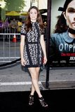 Emmy Rossum. WESTWOOD, CALIFORNIA - Tuesday July 21, 2009. Emmy Rossum at the Los Angeles premiere of `Orphan` held at the Mann Village Theater, Westwood Stock Images