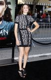 Emmy Rossum. 21/7/2009 - Westwood - Emmy Rossum at the Los Angeles Premiere of `Orphan` held at the Mann Village Theater in Westwood, California, United States Stock Photos
