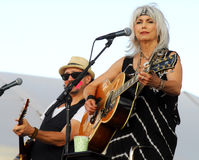 Emmylou Harris Stock Photography