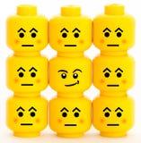 Emoção Fotografia de Stock Royalty Free