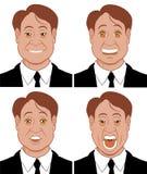 Emoções 2 Imagem de Stock Royalty Free