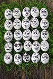 Emoções Foto de Stock
