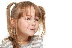 Emoções da criança Imagens de Stock