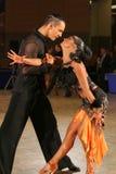 Emoções da dança Imagem de Stock Royalty Free