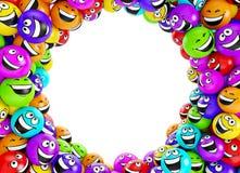 Emoções positivas Fotografia de Stock Royalty Free