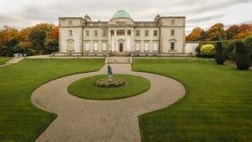 Emo Dworski dom Portlaoise Irlandia zdjęcia stock