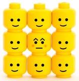 Emoción Imagen de archivo libre de regalías