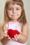 Emociones del niño Fotografía de archivo