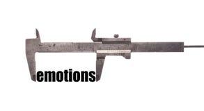 Emociones grandes stock de ilustración