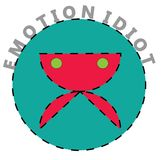 Emocja głuptak ilustracji