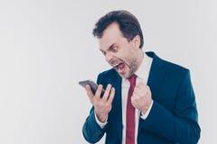 Emocja wyraża ludzi problemowego fail kłopotu pojęcia Portret Obraz Stock