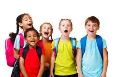 emocjonalni dzieciaki Zdjęcia Stock