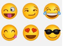 Emoji 免版税库存图片