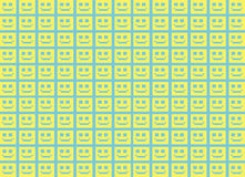 Emoji Background. Texture for the background file Royalty Free Stock Image