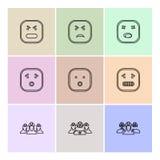 Nervous Emoji Emoticon Illustration 60364656 - Megapixl