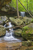 Emory Gap Falls In Frozen Head State Park Royalty Free Stock Photo