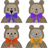 emotes Imagen de archivo libre de regalías