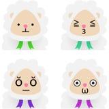 Emotes Royalty Free Stock Photography