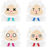 Emotes Royalty Free Stock Images