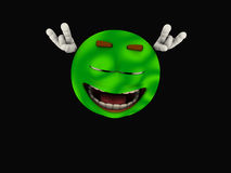 Emoticon Royalty Free Stock Image