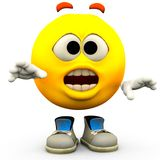 Emoticon 66 Royalty Free Stock Image