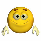 Emoticon - Content Stock Photos