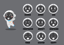 Emoticon 1 Royalty Free Stock Photos