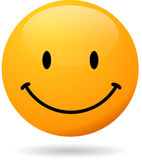 Emoticon - smiley Royalty Free Stock Image
