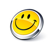 Emoticon smiley Royalty Free Stock Photos