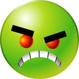 Emoticon Smiley Face Royalty Free Stock Photo
