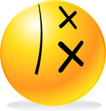 Emoticon Smiley Face Stock Photography