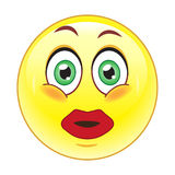 Emoticon Royalty Free Stock Photography