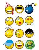 Emoticons 4 Stock Photo