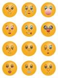 emoticons бесплатная иллюстрация