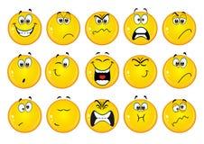 emoticons Foto de archivo libre de regalías