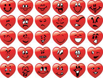 Emoticons Fotos de Stock