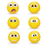 Emoticons Royalty Free Stock Photos