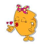 emoticons Emoji Ícones do sorriso Ilustração Foto de Stock Royalty Free
