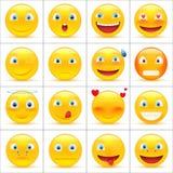 emoticons royalty free illustration