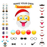 Emoticonschepper Emojimaker vector illustratie