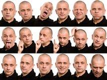 Emoties Royalty-vrije Stock Foto