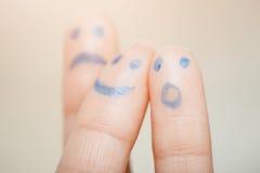 emoties Stock Foto's