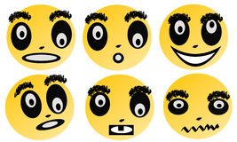 Emotion icon Stock Photography