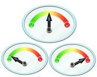 Emotion meter Stock Photo