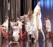 Emotional dance children dance Stock Image