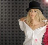 Emotional Dancer Stock Images