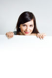 Emotional Girl Royalty Free Stock Images
